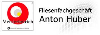 Fliesenfachgeschäft Huber in Butzbach Logo